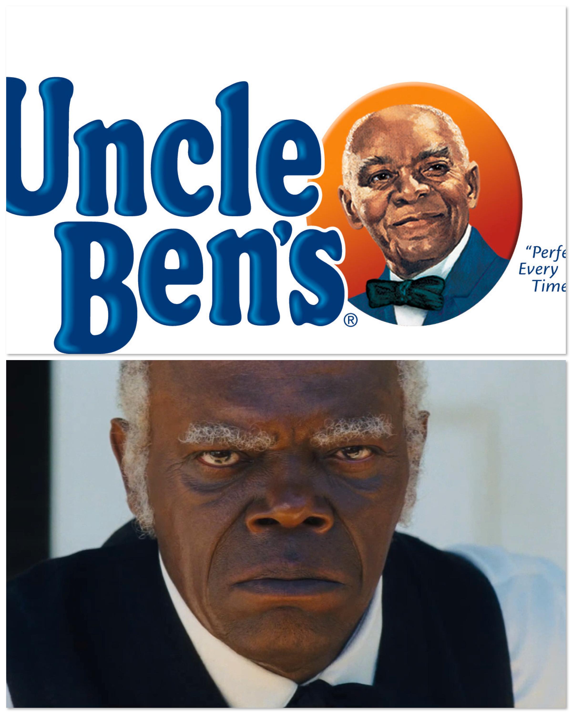 Uncle Ben - Samuel L